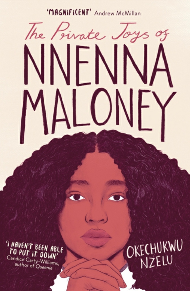 Cover of The Private Joys of Nnenna Maloney