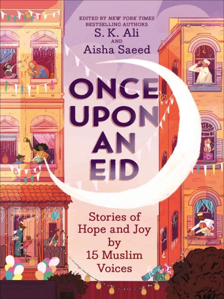 Cover of Once Upon An Eid