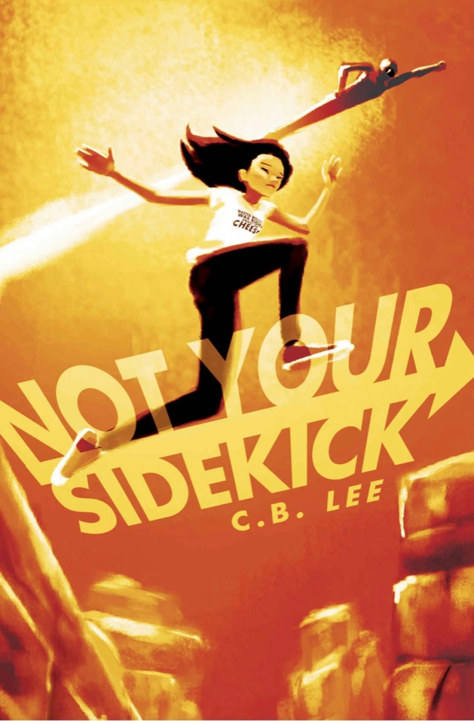 Cover of Not Your Sidekick