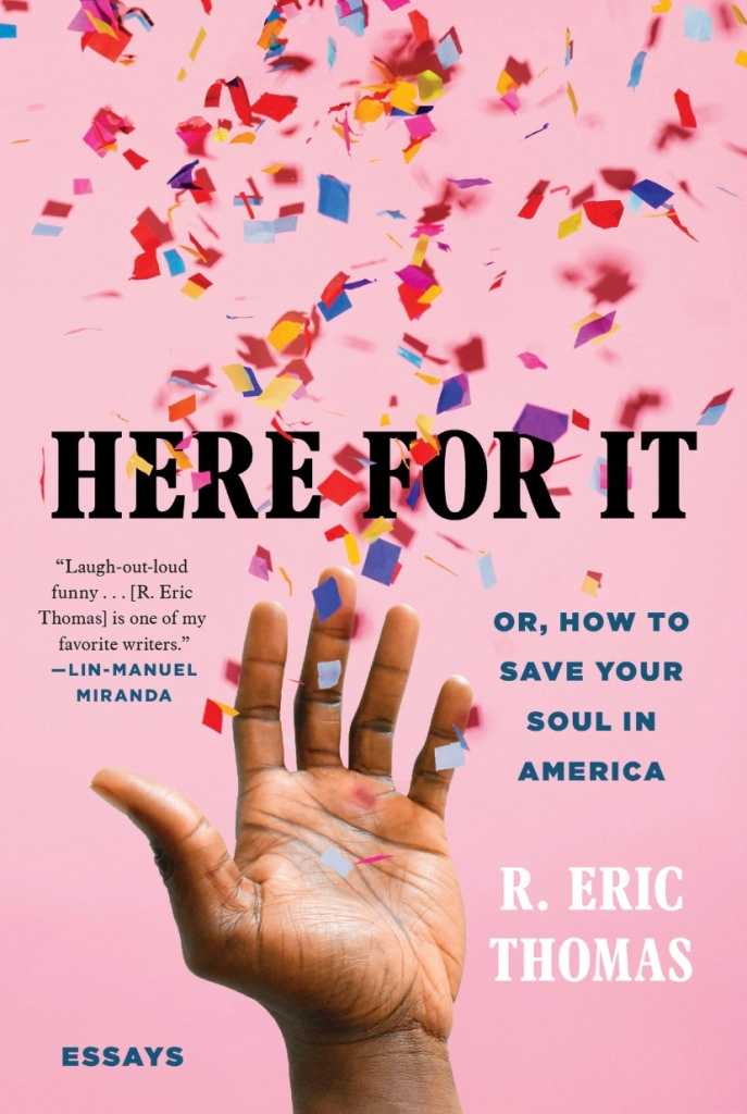 Cover of Here for It