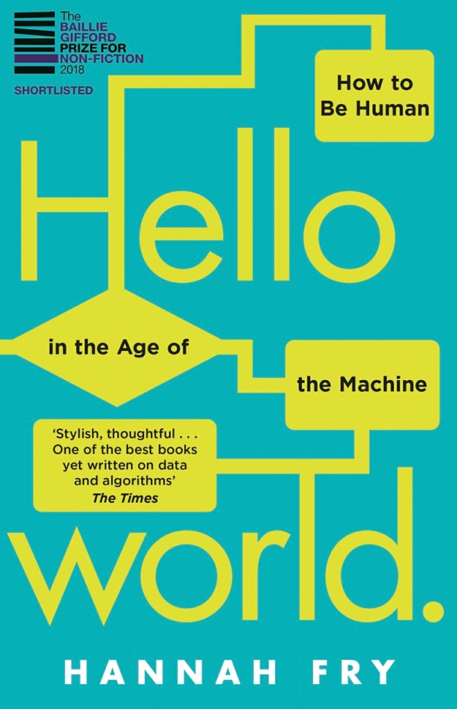 The cover of Hello World