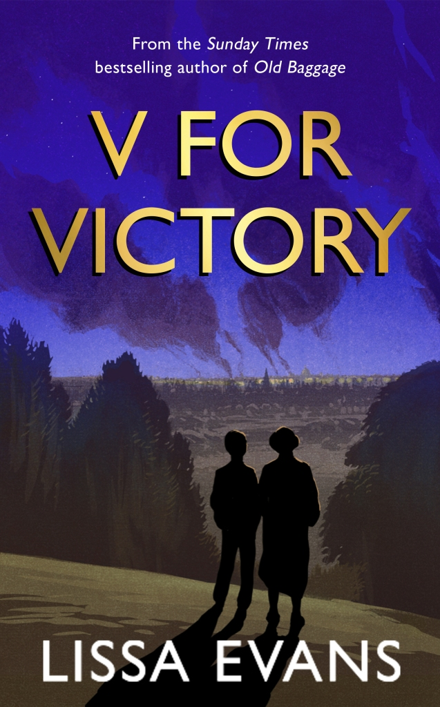 Cover of V for Victory