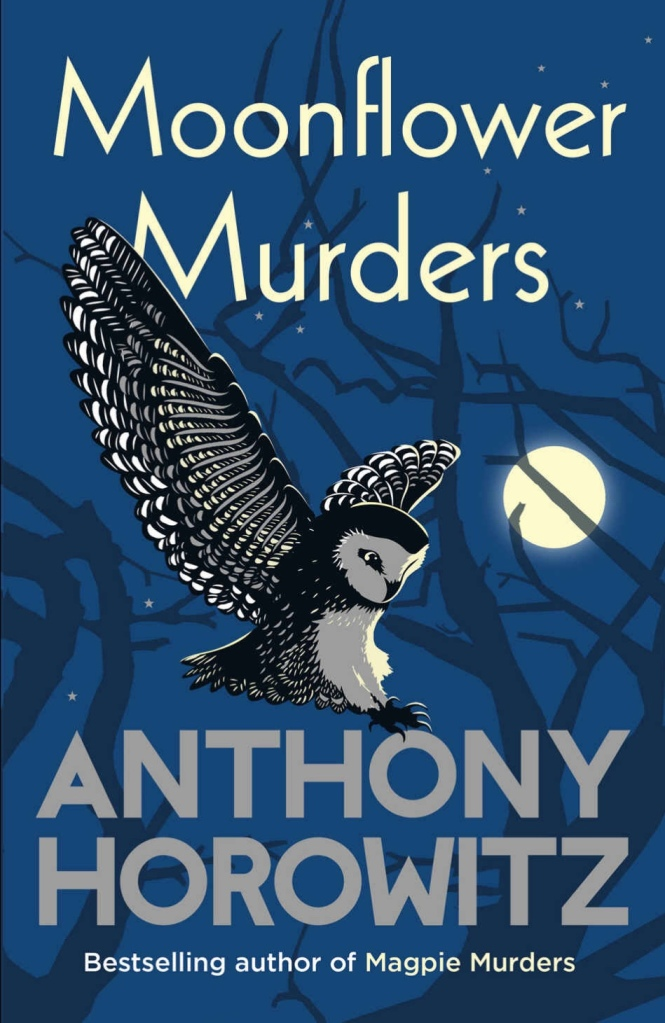 Cover of The Moonflower Murders