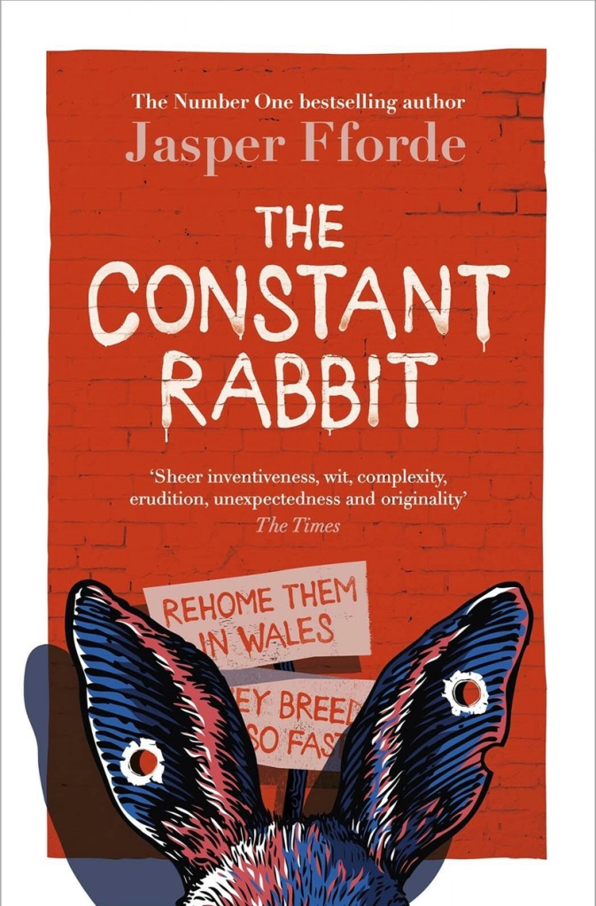 Cover of The Constant Rabbit