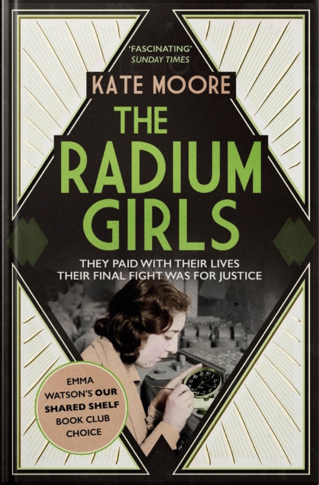 Cover of The Radium Girls