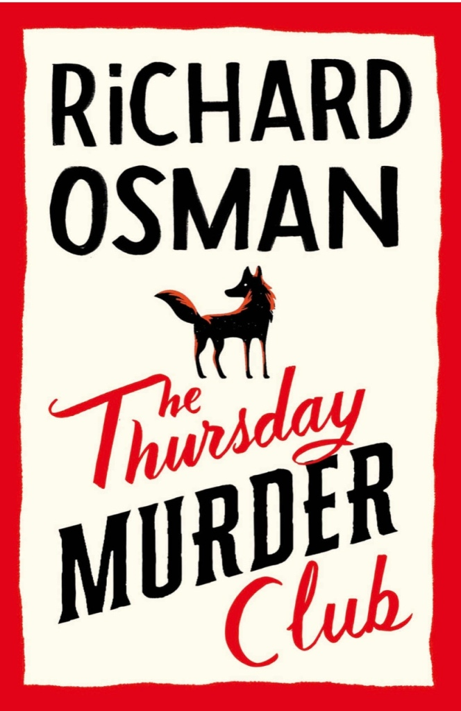 Cover of The Thursday Murder Club