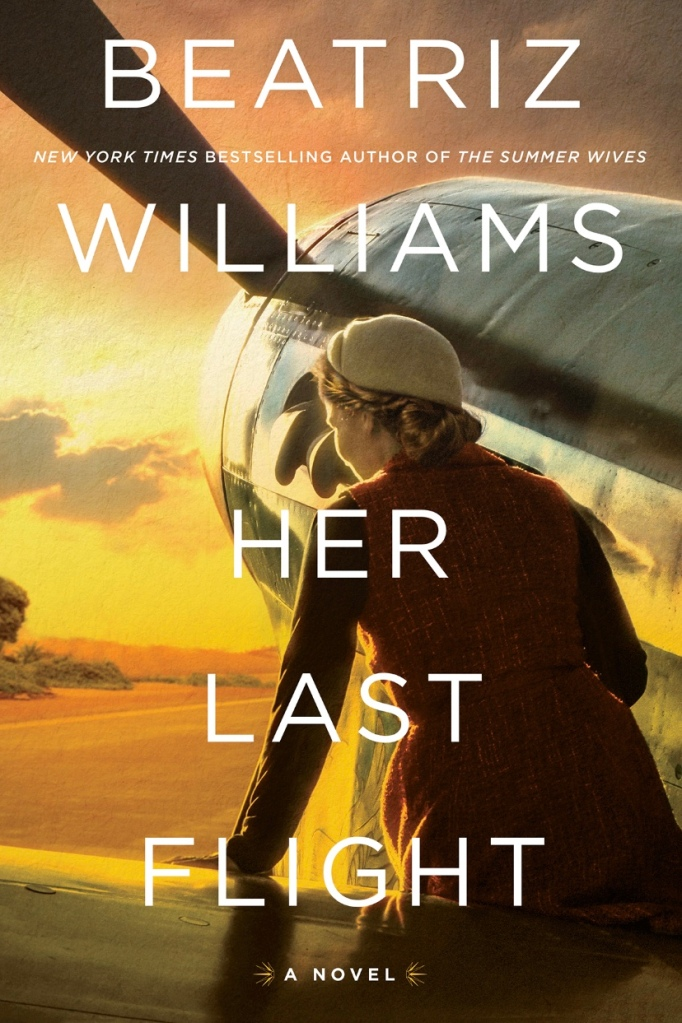 Cover of Her Last Flight