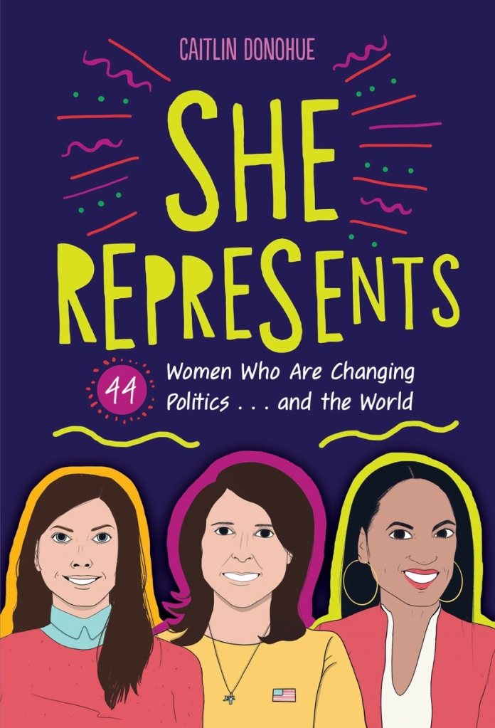 Cover of She Represents