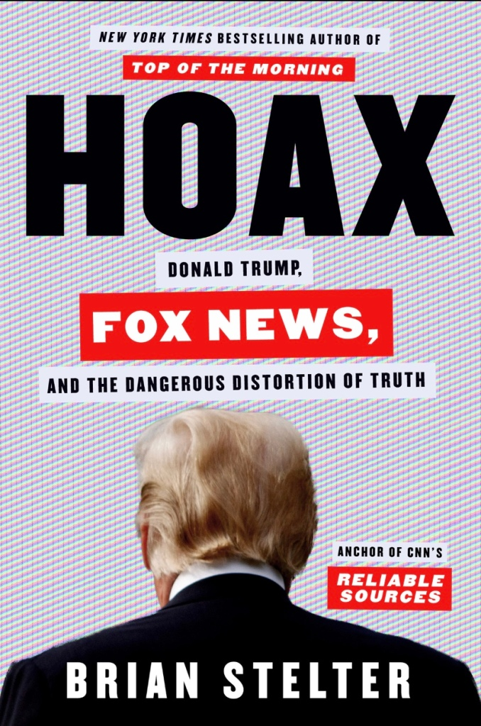 Cover of Hoax by Brian Stelter