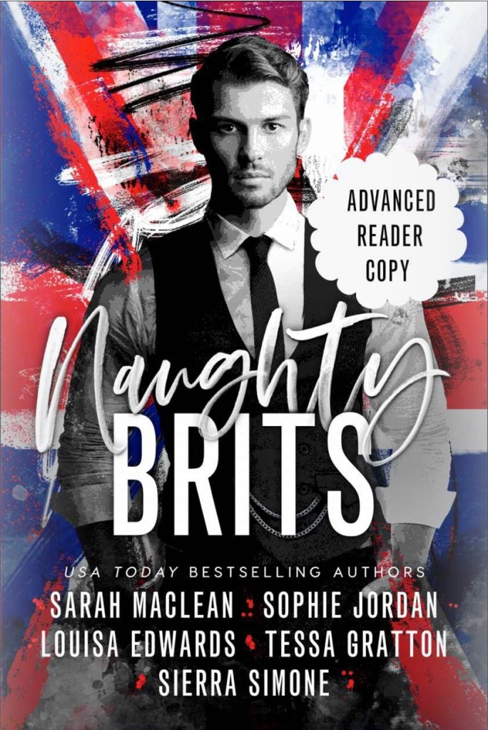 Cover of Naughty Brits