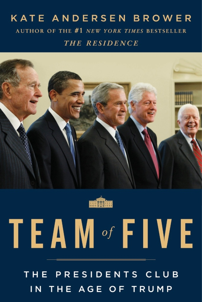 Cover of Team of Five