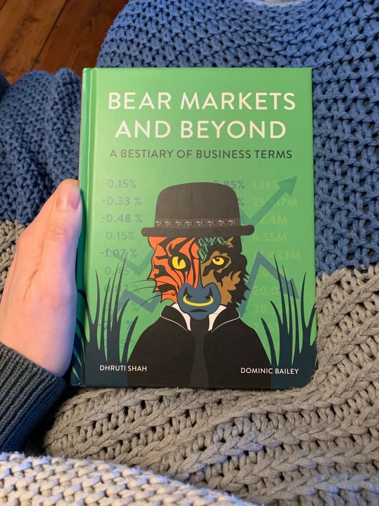 Hardback cover of Bear Markets and Beyond