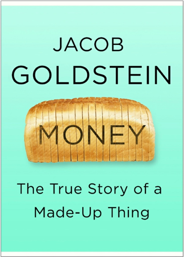 Cover of Money by Jacob Goldstein