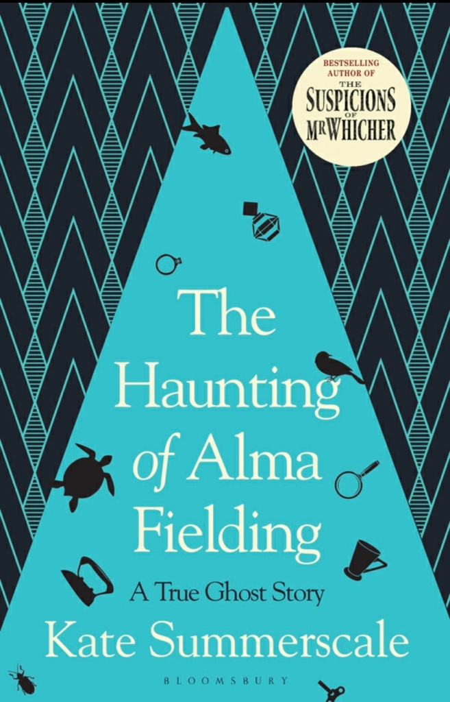 Cover of the Haunting of Alma Fielding