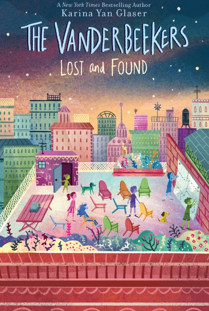 Cover of Vanderbeekers Lost and Found