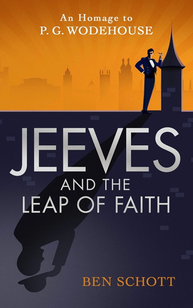 Cover of Jeeves and the Leap of Faith