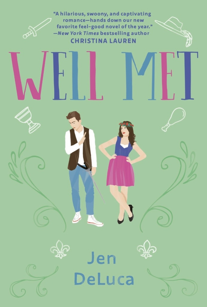 Cover of Well Met
