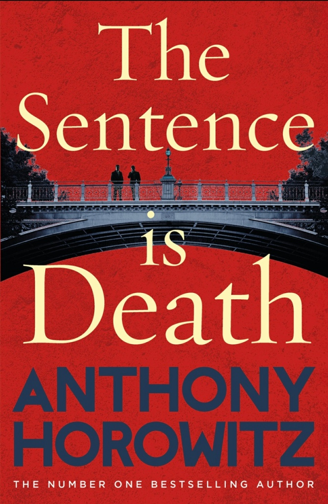 Cover of the Sentence is Death