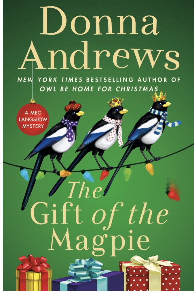 Cover of The Gift of the Magpie