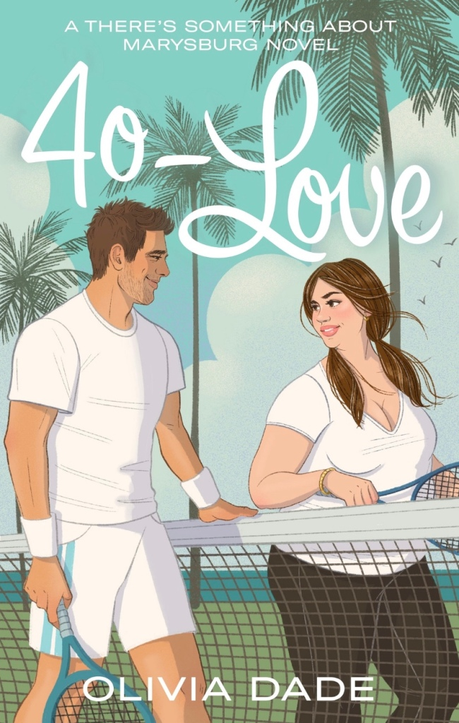 Cover of 40-Love