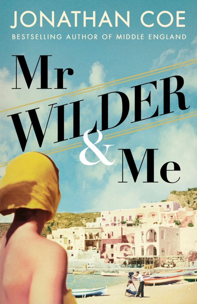 Cover of Mr Wilder and Me