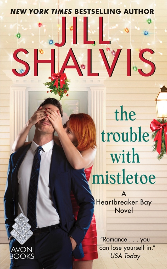 Cover of The Trouble with Mistletoe