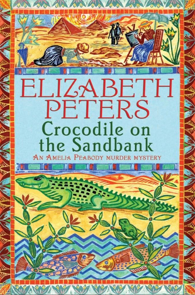 Cover of Crocodile on the Sandbank
