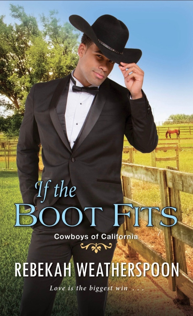 Cover of If the Boot Fits