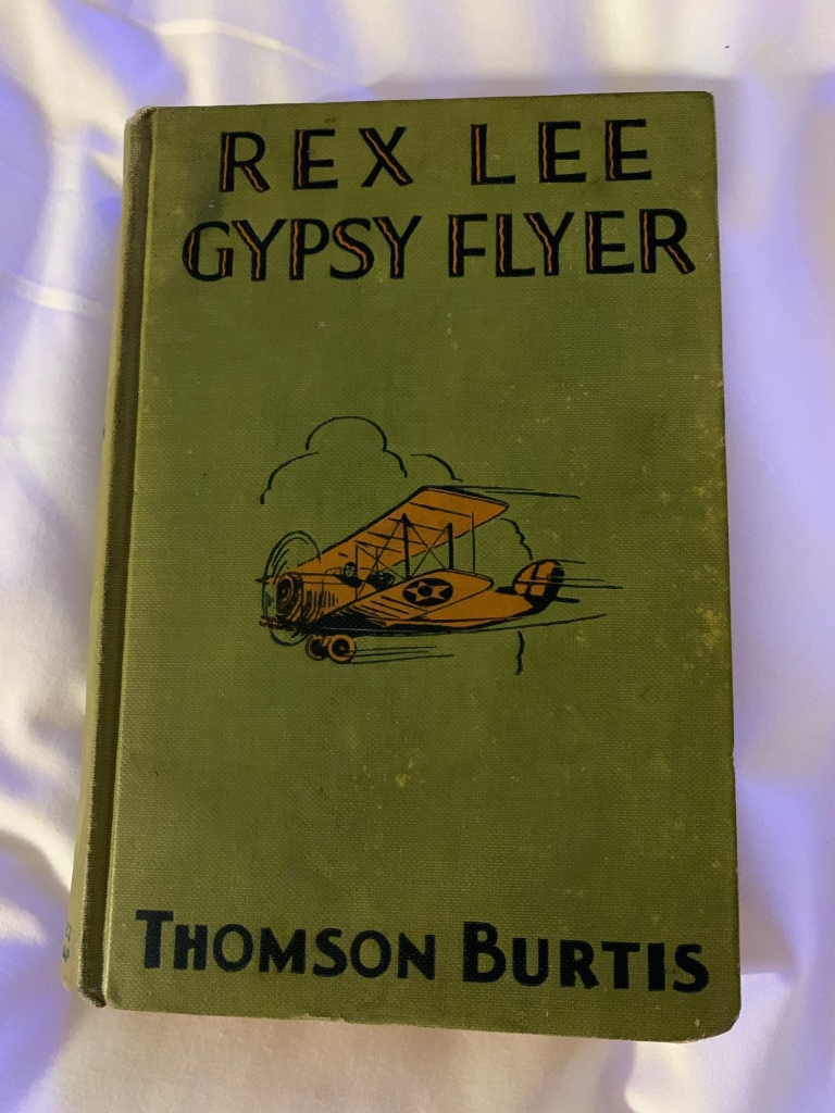 Copy of Rex Lee, Gypsy Flyer