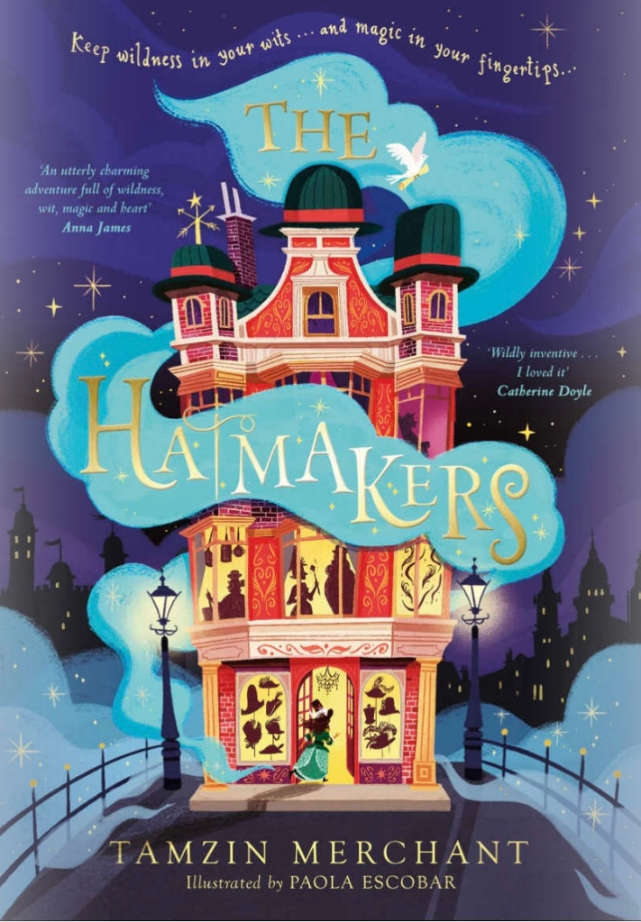 Cover of The Hatmakers
