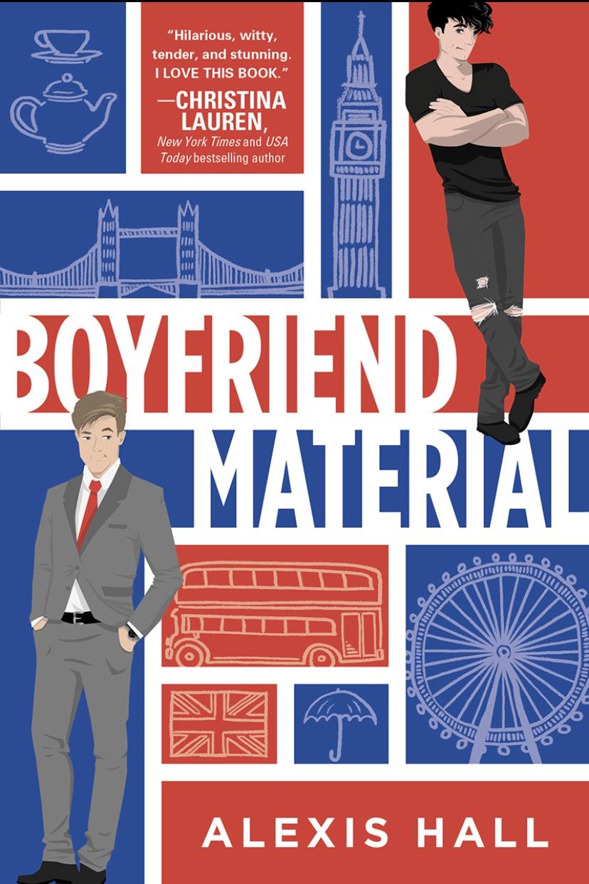 Cover of Boyfriend Material