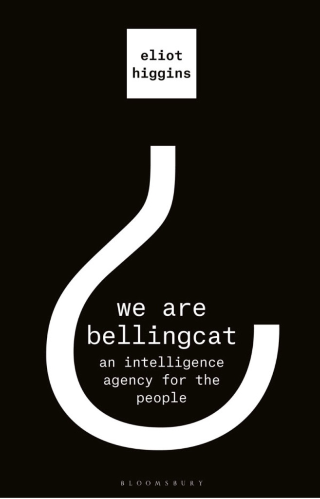 Cover of We Are Bellingcat