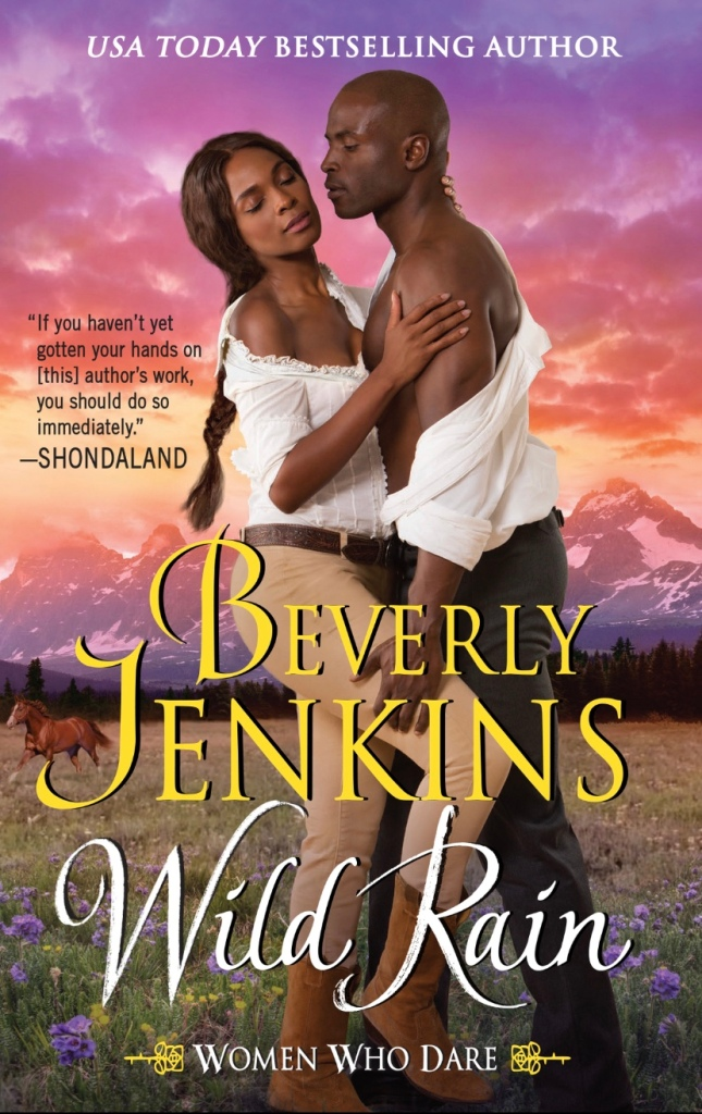 Cover of Wild Rain by Beverly Jenkins