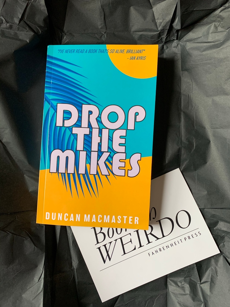 Copy of Drop the Mikes by Duncan MacMaster