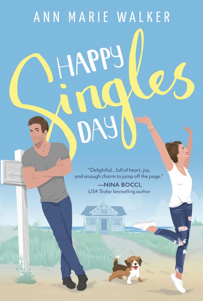 Cover of Happy Singles Day