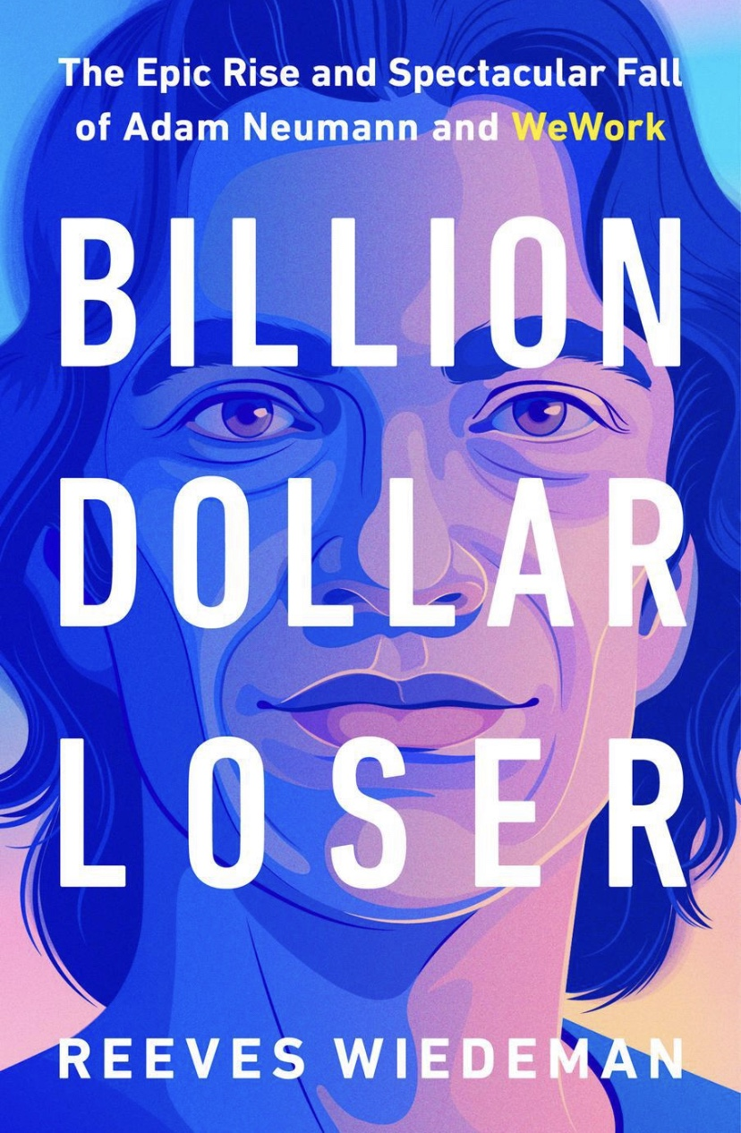 Cover of Billion Dollar Loser