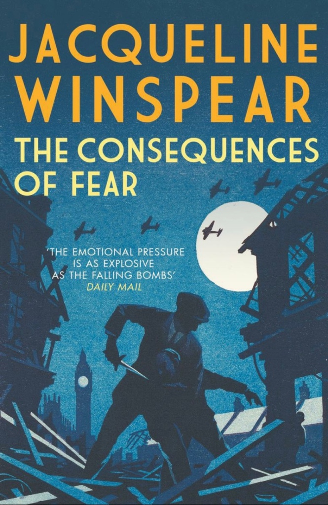 Cover of the Consequences of Fear