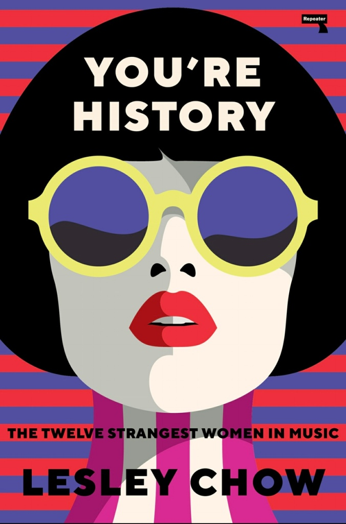 Cover of You're History