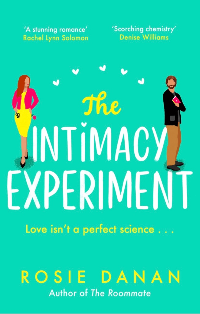 Cover of The Intimacy Experiment
