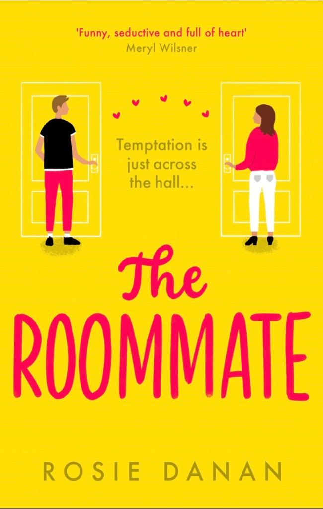 Cover of The Roommate