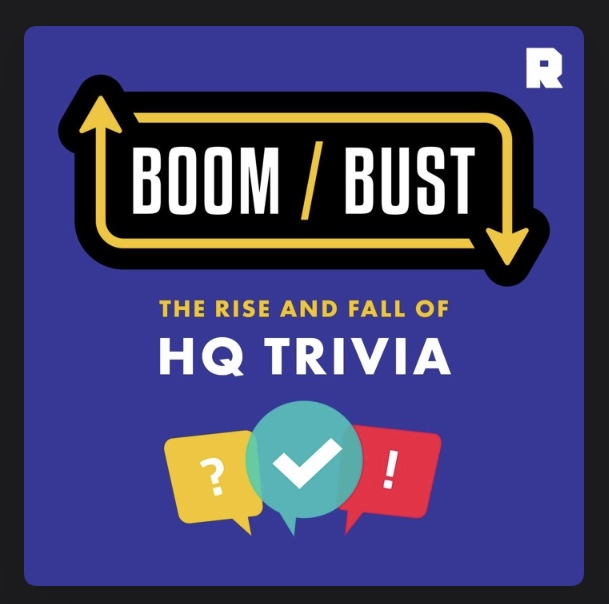 Logo of Boom/Bust