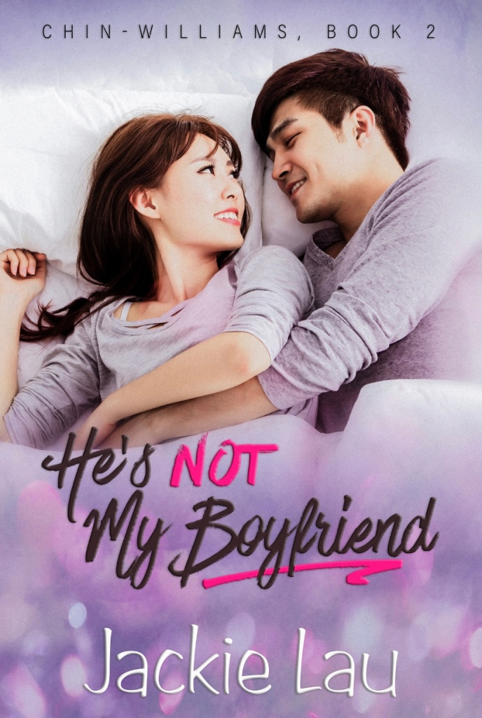 Cover of He's Not My Boyfriend