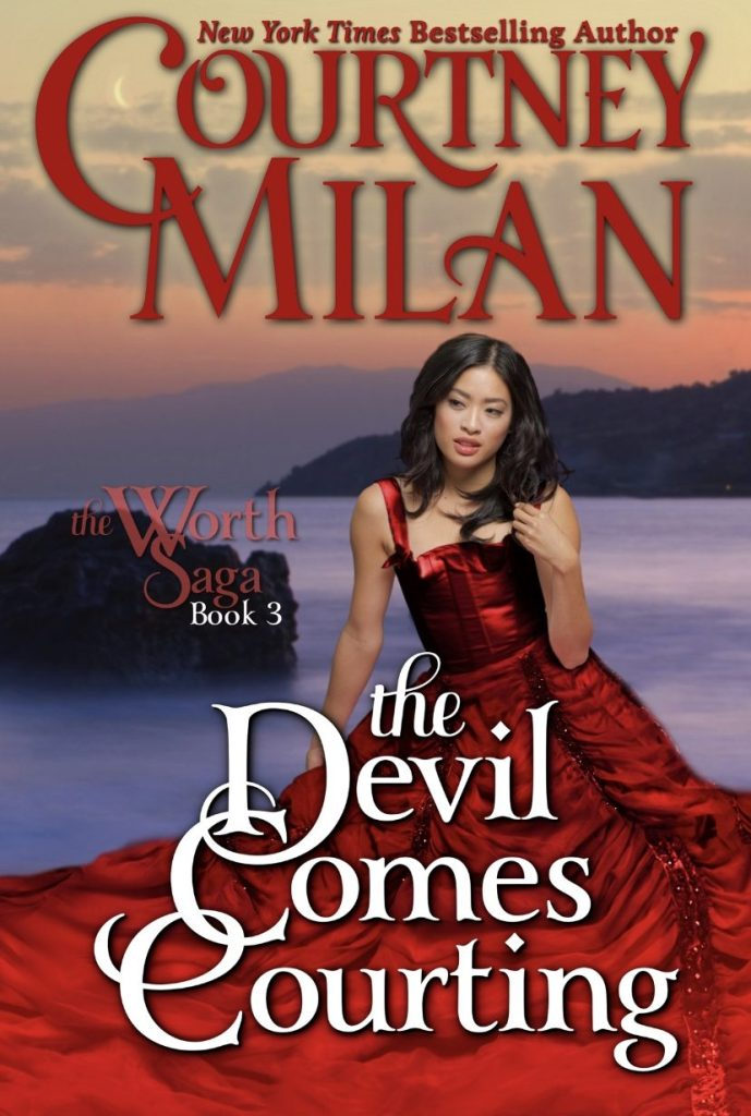 Cover of The Devil Comes Courting