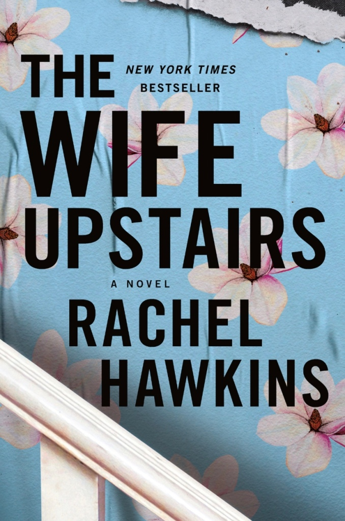Cover of The Wife Upstairs