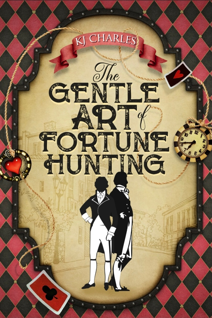 Cover of The Gentle Art of Fortune Hunting