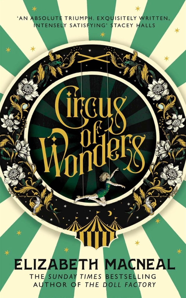 Cover of Circus of Wonders
