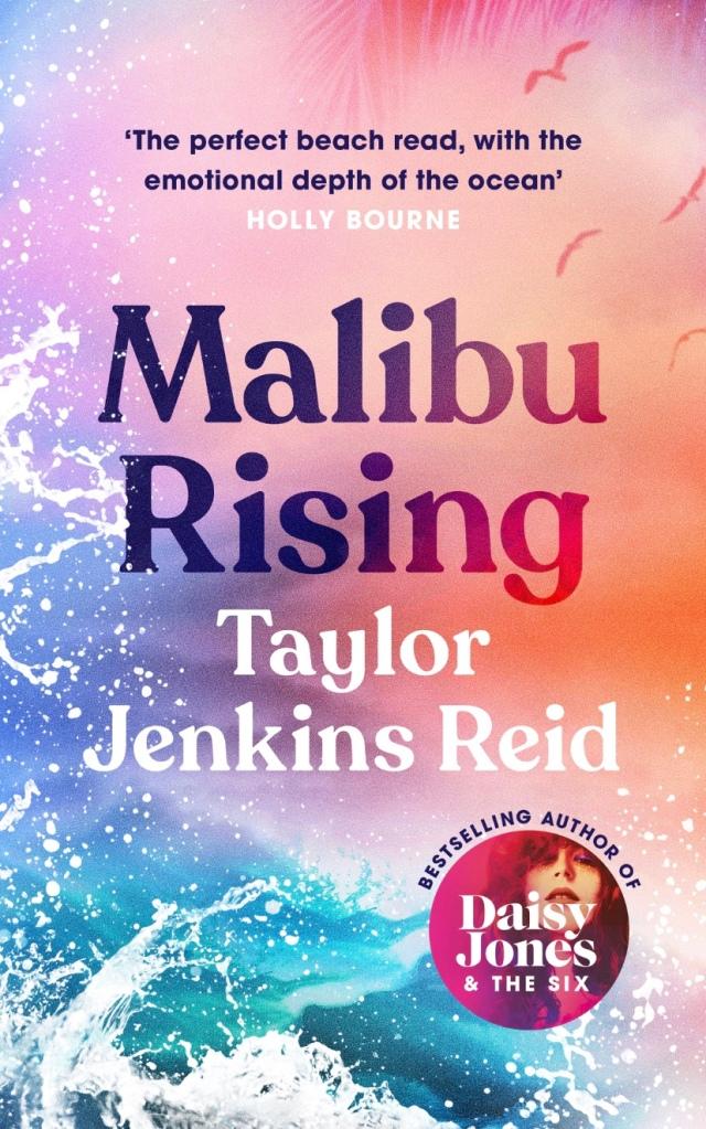 Cover of Malibu Rising