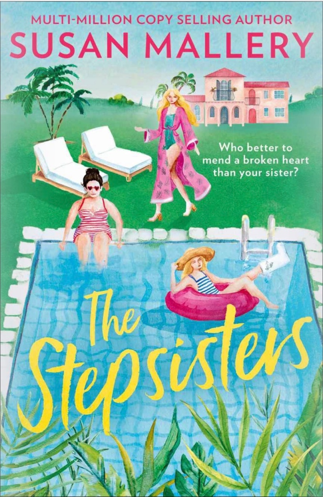 Cover of the Stepsisters