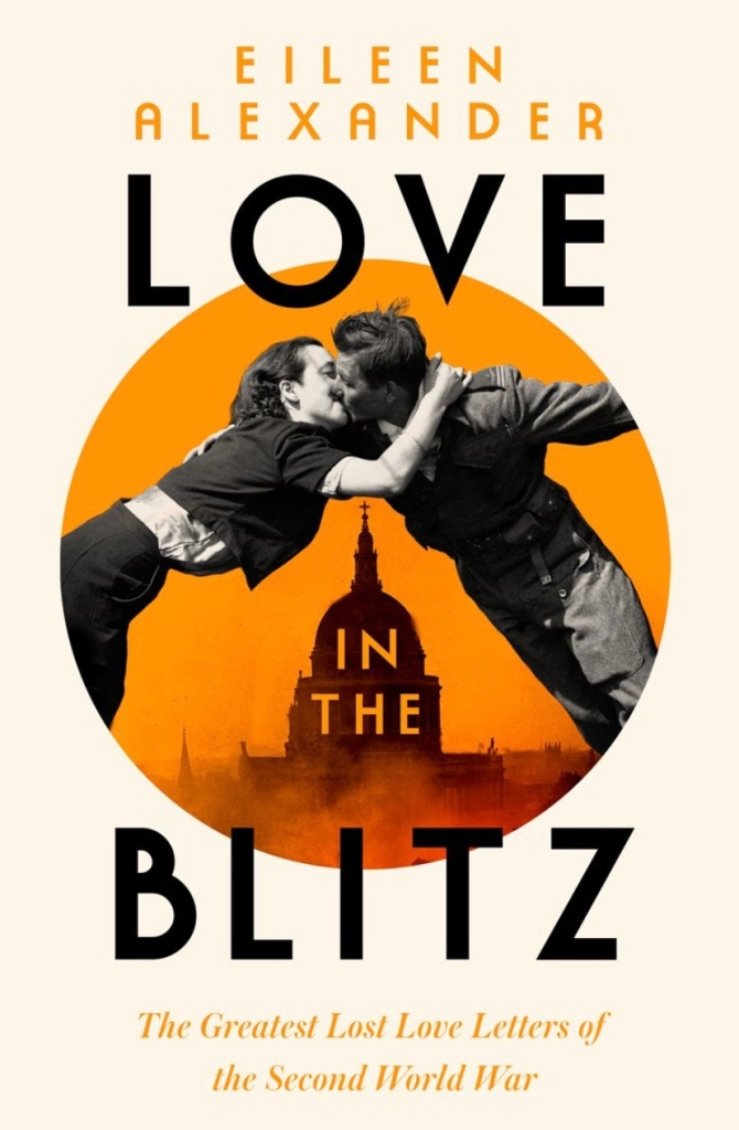 Cover of Love in the Blitz