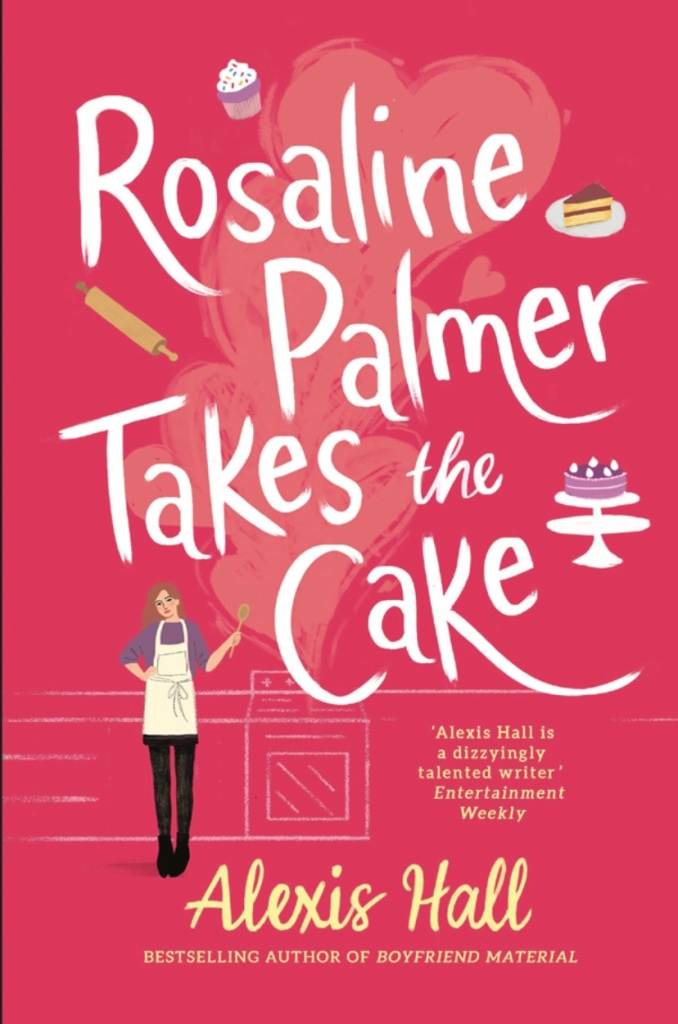Cover of Rosaline Palmer Takes the Cake